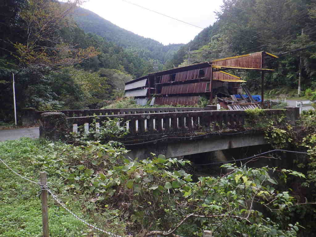 土木二之瀬橋・三之瀬橋 施工前